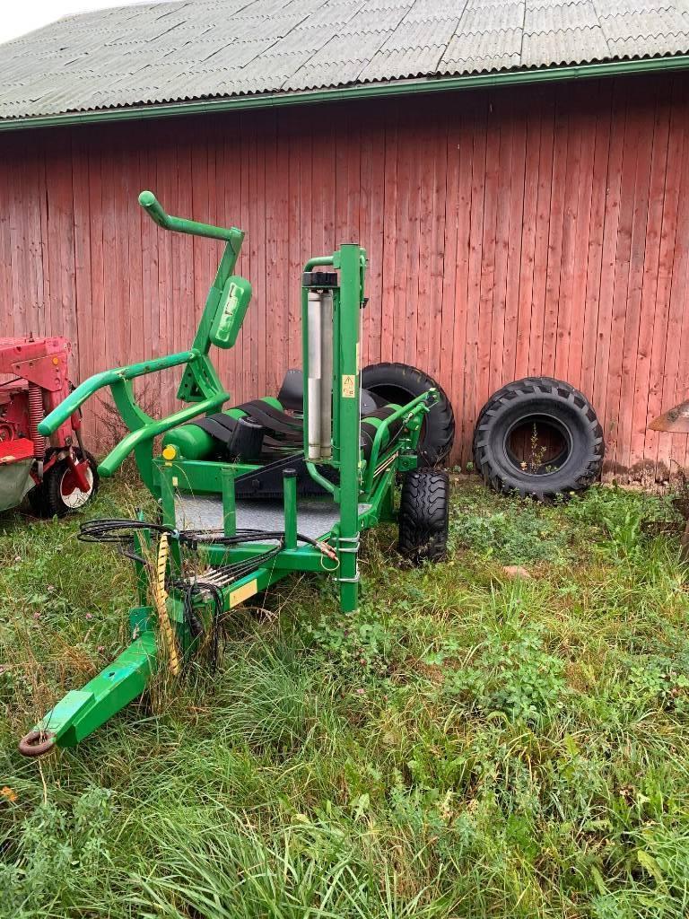 McHale 991 B, Pakkimismasinad, Põllumajandus