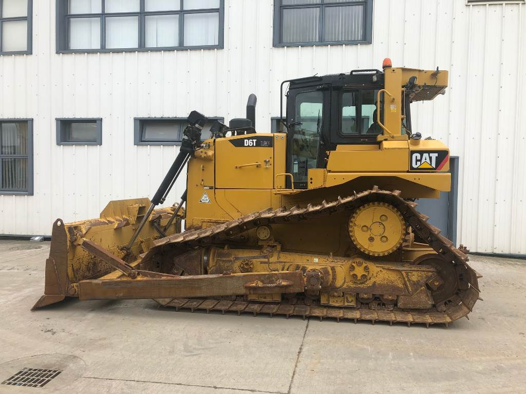 Caterpillar D 6 T LGP, Crawler dozers, Construction Equipment