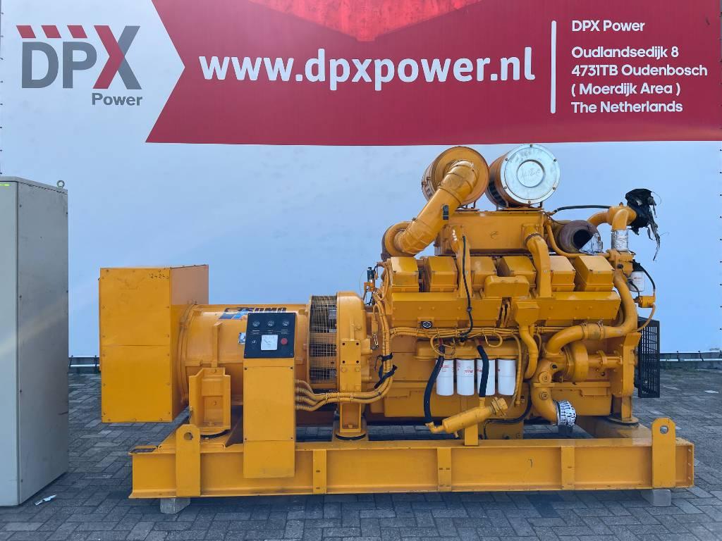 Cummins KTA38-G2 - 800 kVA Generator - DPX-12424, Diesel generatoren, Bouw