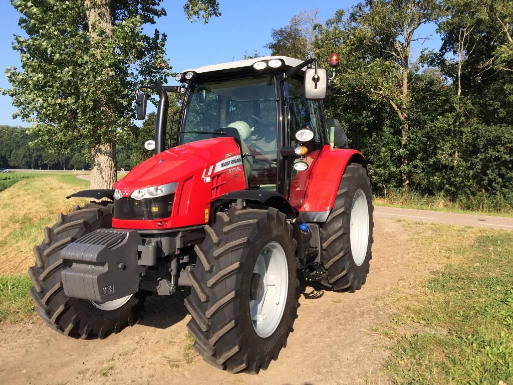 Massey Ferguson 5713 Efficient Dyna-4, Tractoren, Landbouw