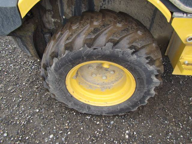 Komatsu WA50-6, Wheel loaders, Construction