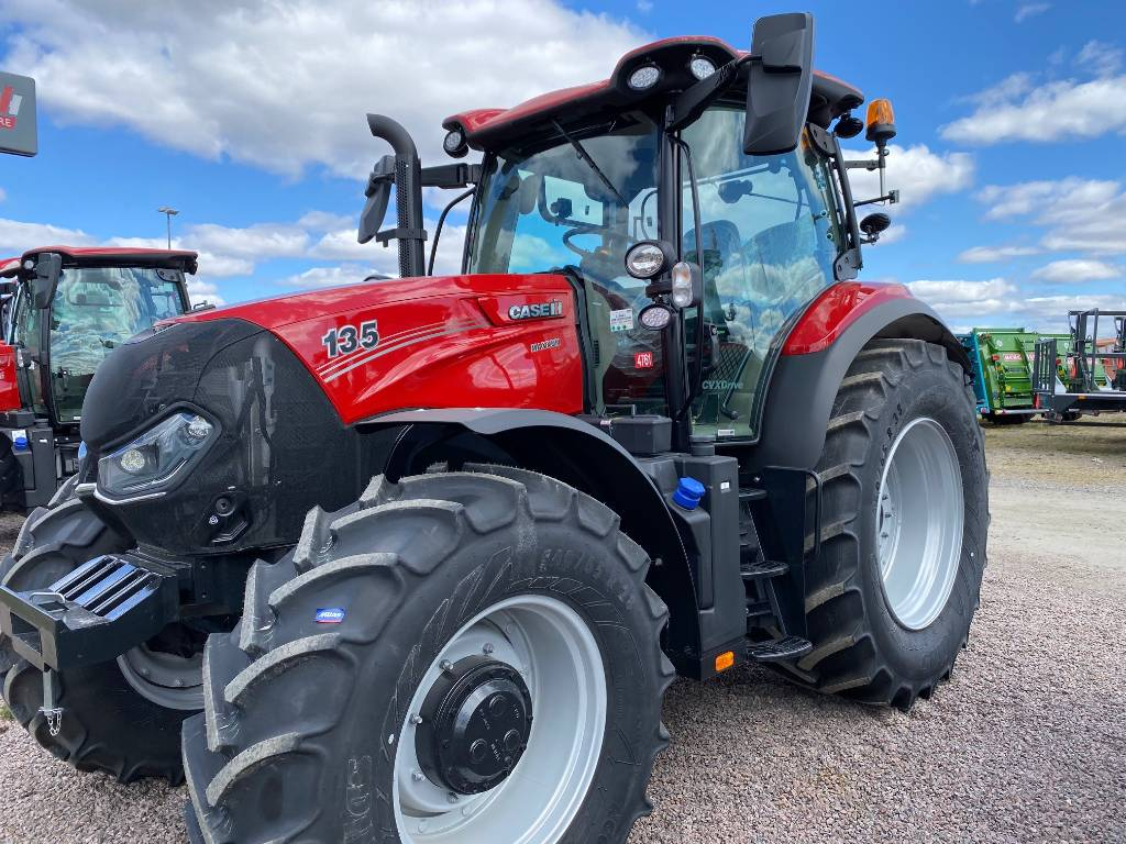 Case IH Maxxum 135 CVX, Traktorer, Lantbruk