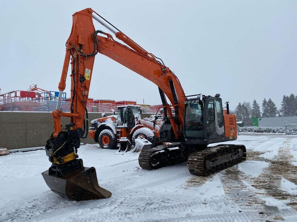 Hitachi ZX 225 US RC-3, Crawler Excavators, Construction Equipment