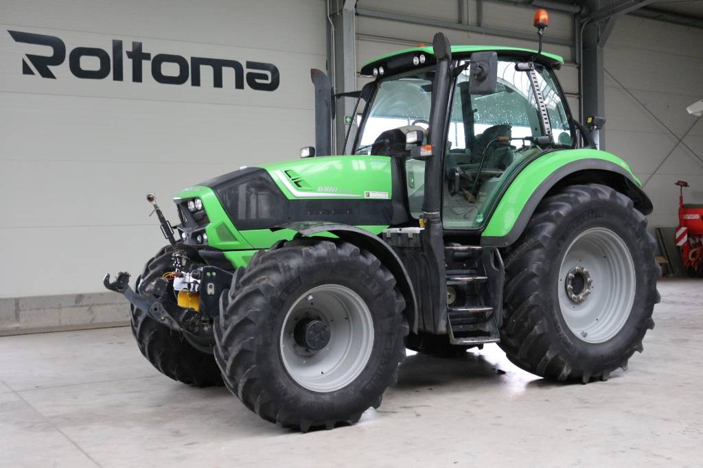 Deutz-Fahr 6180 C-Shift, Traktory, Maszyny rolnicze