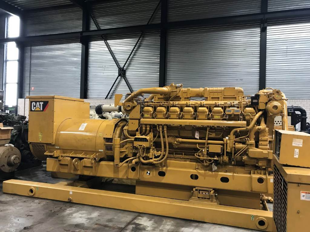 Caterpillar 3516B-HD - Offshore Electric Drill 2150 kVa - DPH, Oil & Gas, Construction