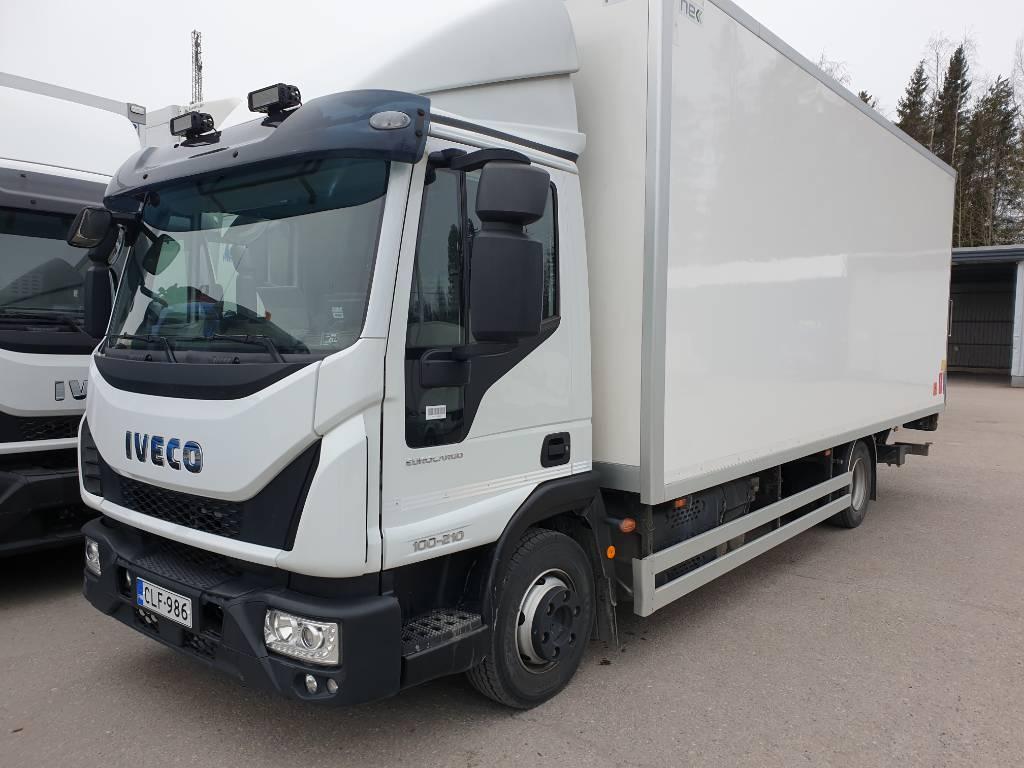 Iveco Eurocargo ML100E21, Umpikorikuorma-autot, Kuljetuskalusto