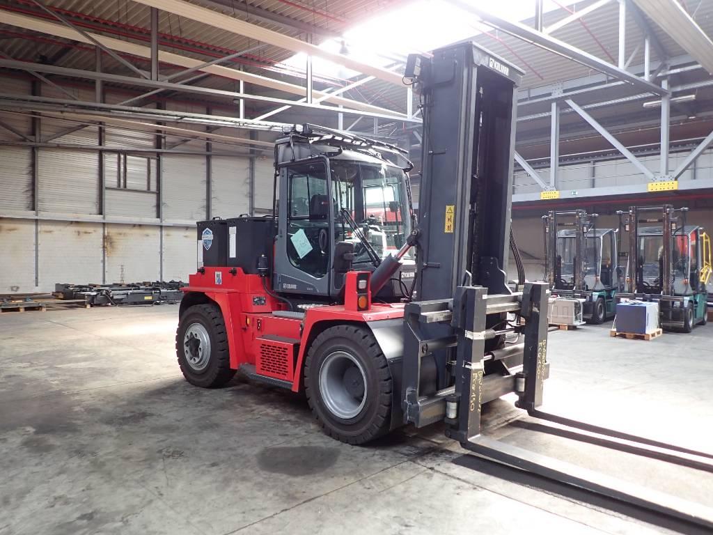 Kalmar ECG150-6S, Electric forklift trucks, Material Handling