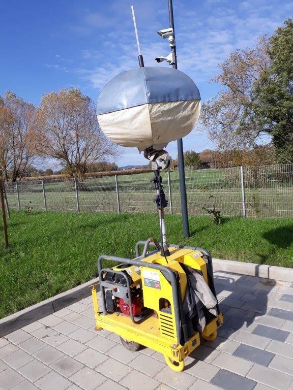 Wacker Neuson Lightballoon  LBM 1, Light Balloons, Products