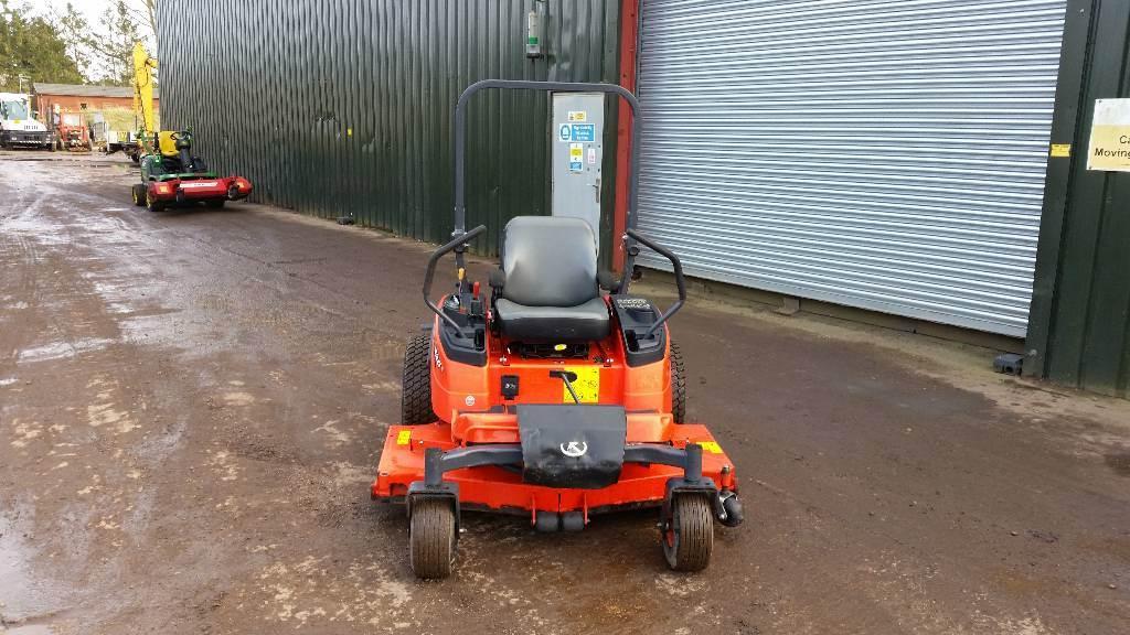 Kubota ZD 326 S, Riding mowers, Groundcare