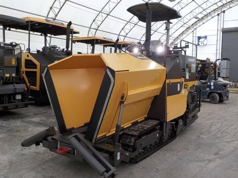 Volvo ABG2820, Asphalt pavers, Construction Equipment