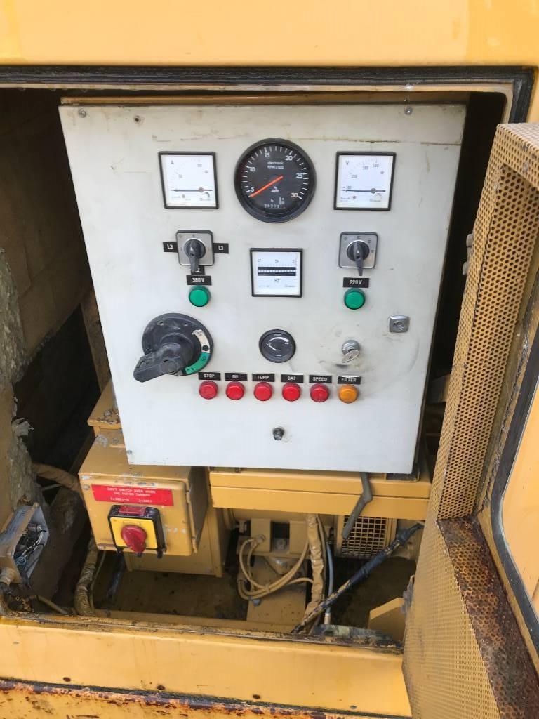 [Other] INTERMETAL MOTOR SAME - LEROY SOMER - 30 KVA, Diesel generatoren, Bouw
