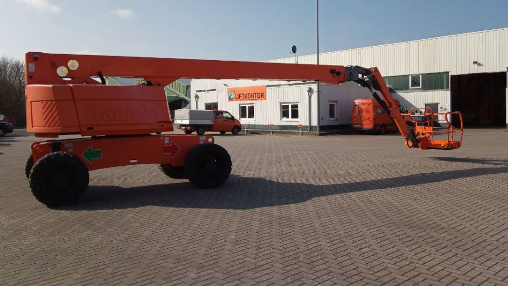 Haulotte H28TJ+, Boom Lifts, Construction