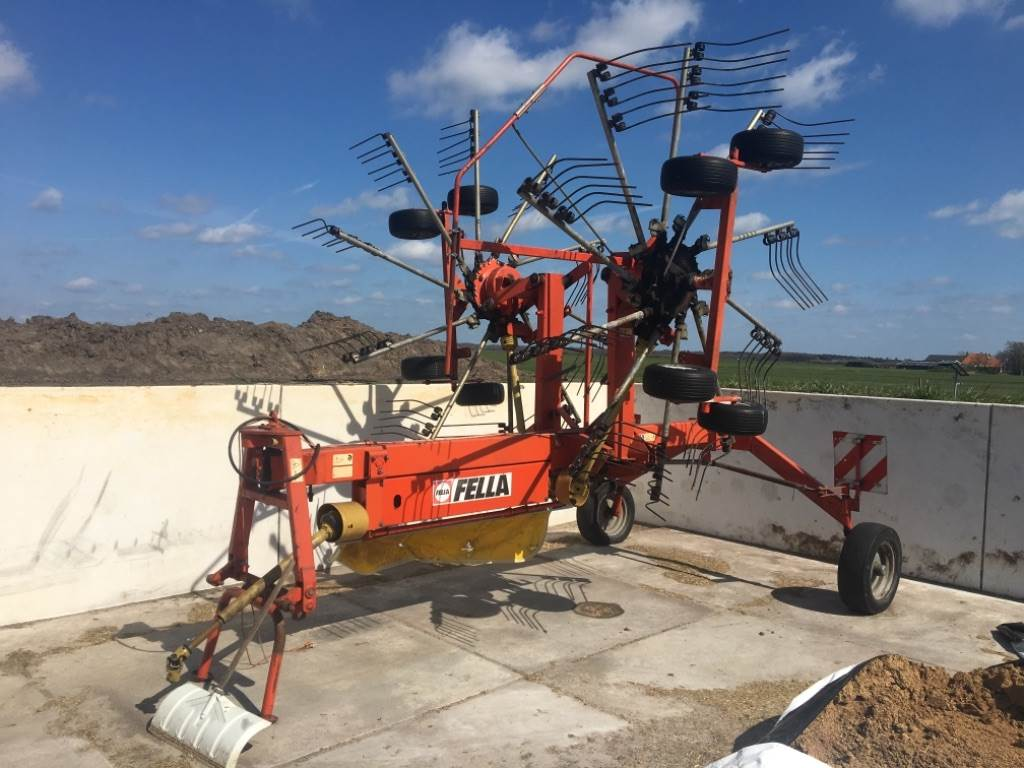Fella TS 670, Swathers \ Windrowers, Agriculture