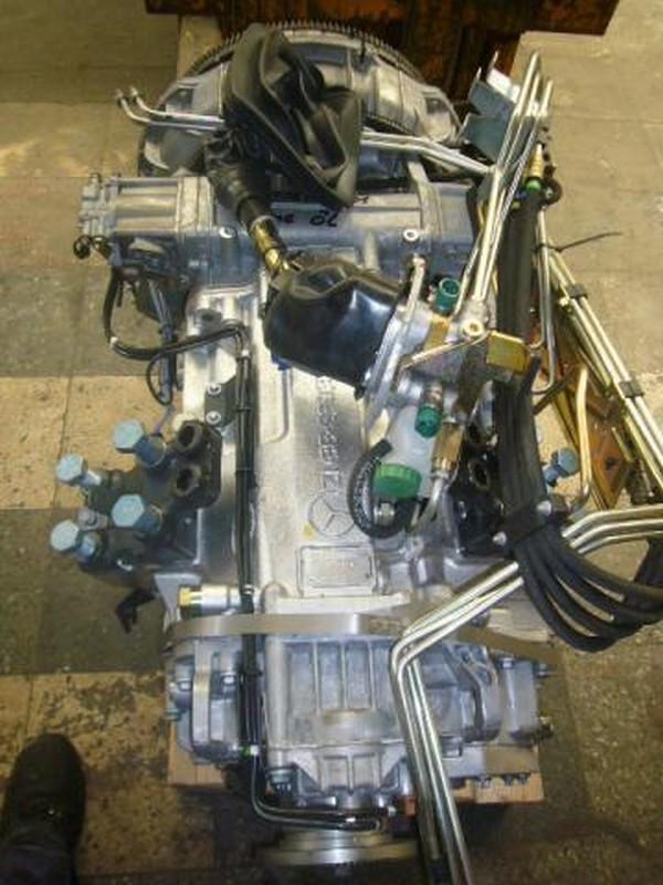 mercedes benz getriebe g 210 16 hps g210 16 hps. Black Bedroom Furniture Sets. Home Design Ideas