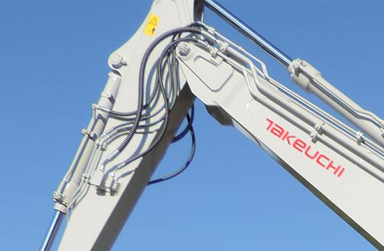 [Other] Takeuchi/Take Job TB2150R, Bandgrävare, Entreprenad