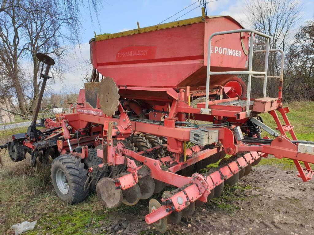 Pöttinger TerraSem 3000 T, Külvikud, Põllumajandus