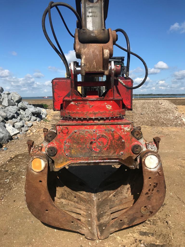 Rotar Selector Grab, Grapples, Construction