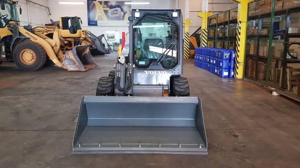 Volvo MC70C, Skid Steer Loaders, Construction Equipment
