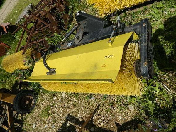Stensballe 140, Ielu tīrīšanas mašīnas, Komunālā tehnika