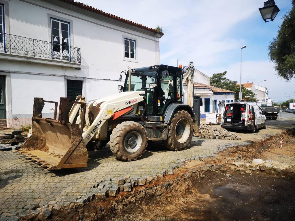 Terex TLB 850, Backhoe Loaders, Construction Equipment