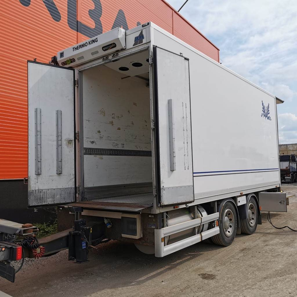 HFR 2009, Temperature Controlled Trailers, Trucks and Trailers
