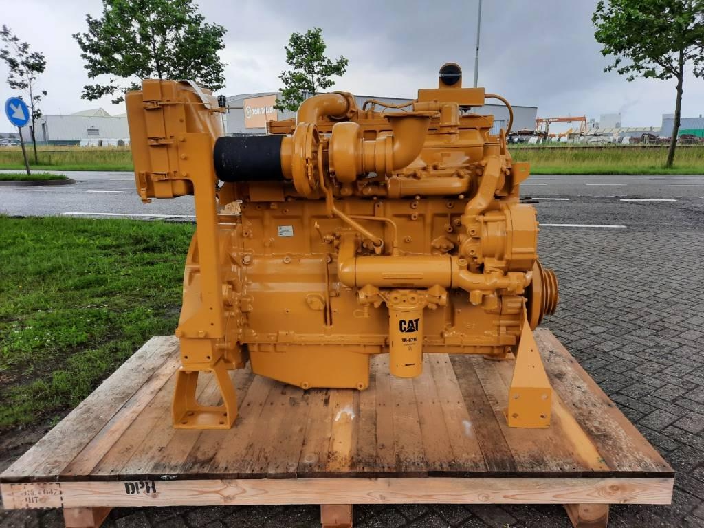 Caterpillar 3406 - Recon. - 515PK - 2000RPM - 384kW - 3ER, Oil & Gas, Construction