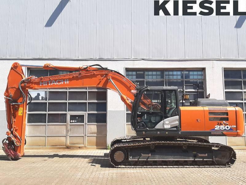 Hitachi ZX 250 LC N-6, Crawler Excavators, Construction Equipment