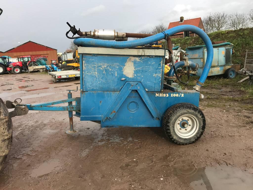 Ford motorpompset 6-cilinder, Irrigatie pompen, All Used Machines