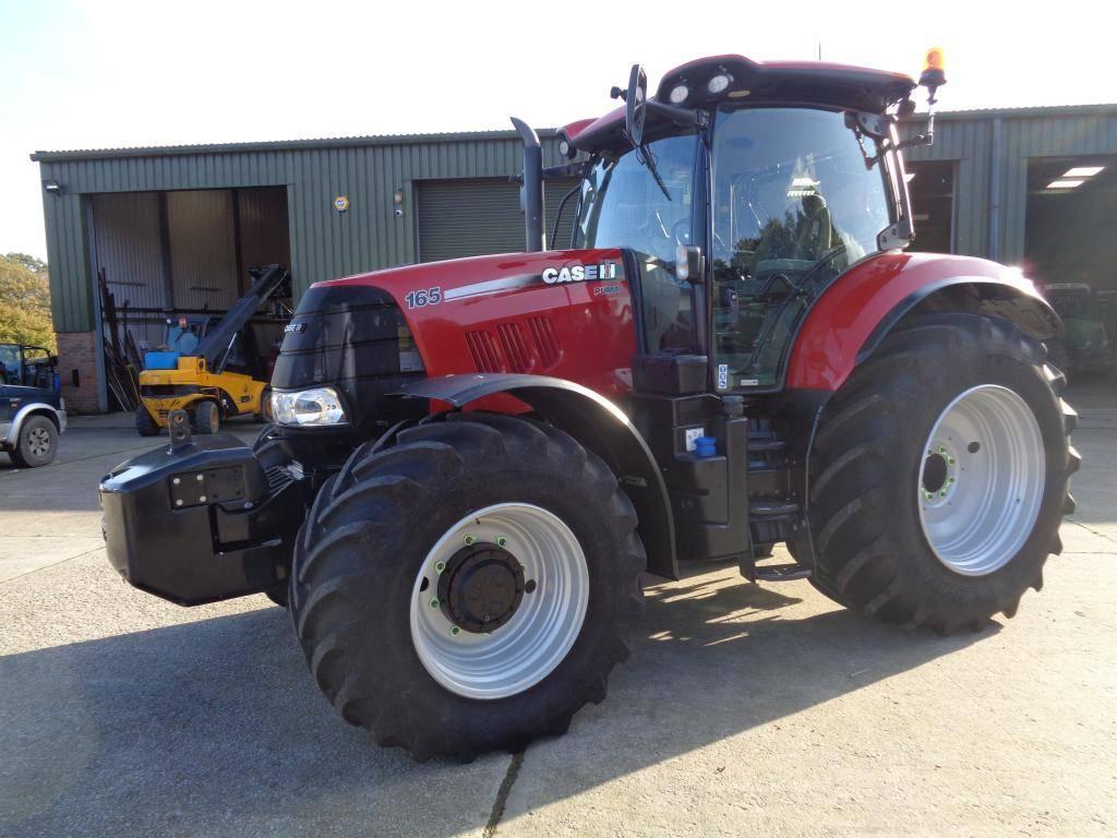 Case IH Puma 165, Tractors, Agriculture