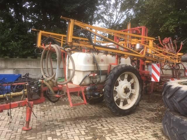 Agrifac 1521, Trailed sprayers, Agriculture