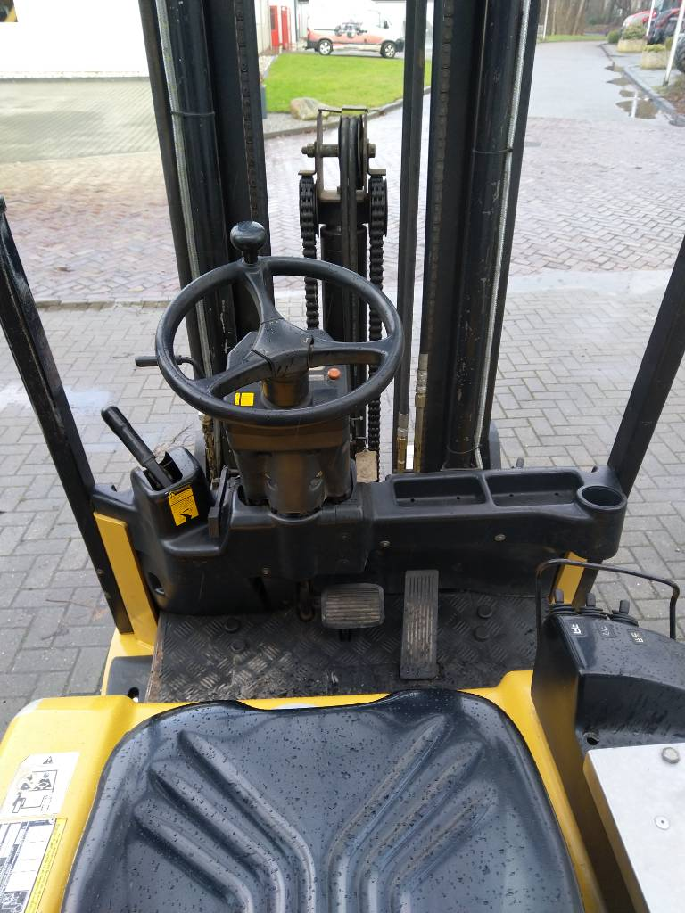 Caterpillar EP20K Heftruck, Electric forklift trucks, Material Handling