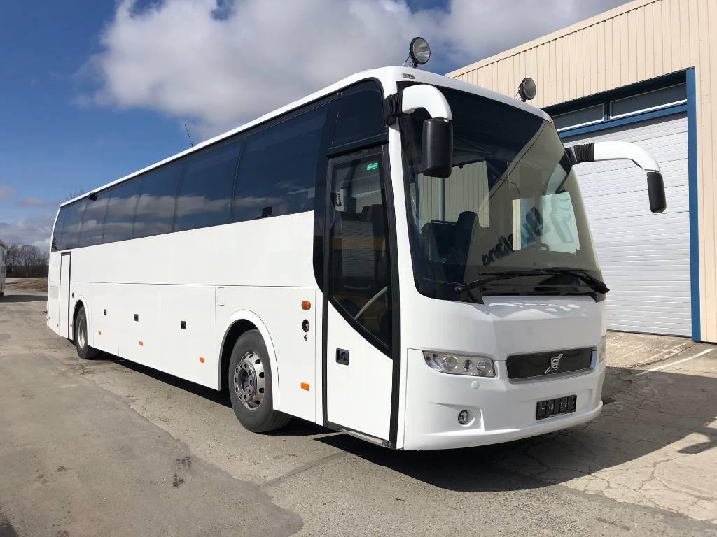 Volvo 9700 B12B, Kaugsõidubussid, Transport