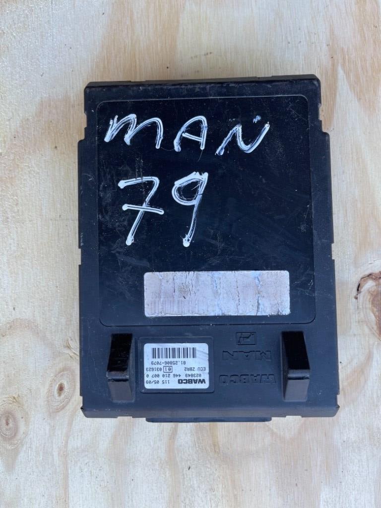 MAN KONTROL BOKS / ECU (P/N: 81.25806-7079), Elektronik, Transport