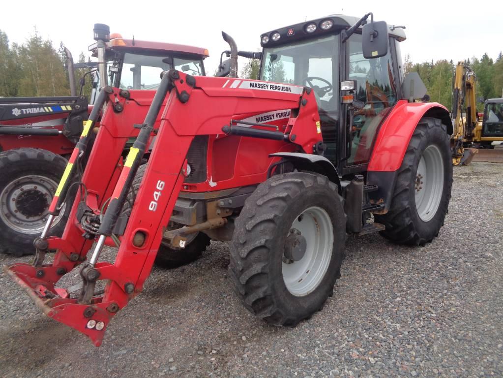 Massey Ferguson 6470 Dyna 6, Traktorit, Maatalous
