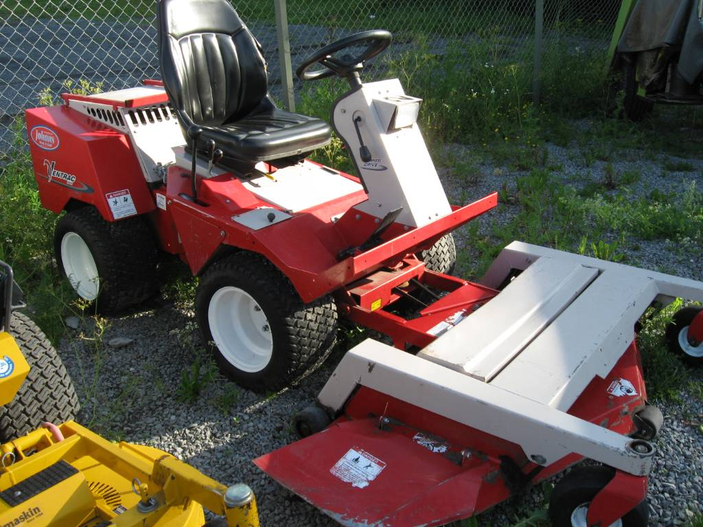 Ventrac gräsklippare 3000, Åkgräsklippare, Grönytemaskiner