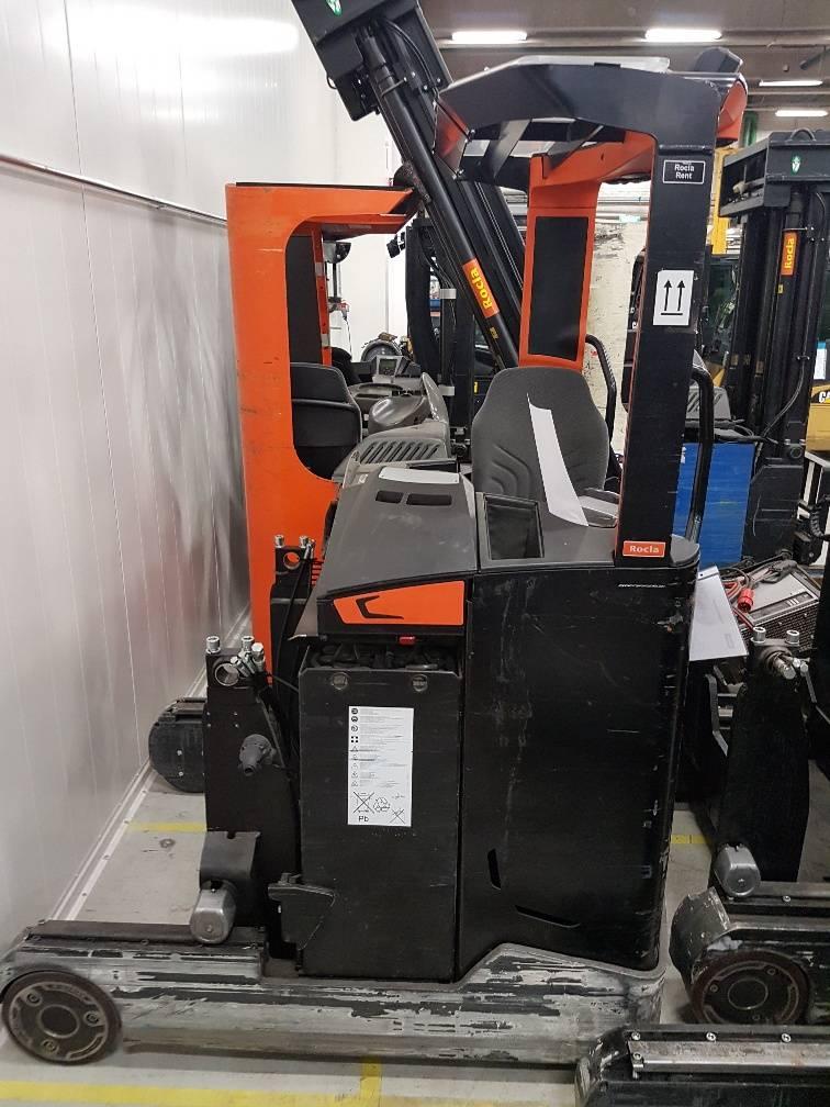 Rocla HX 16 F, Työntömastotrukit, Materiaalinkäsittely