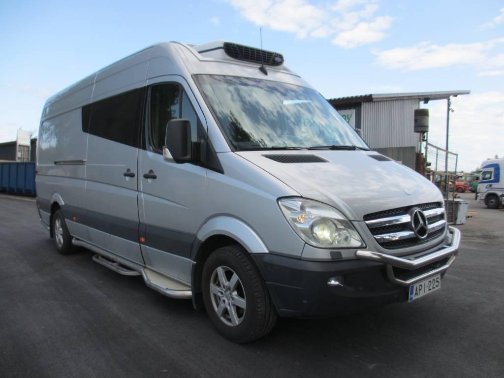 Mercedes-Benz Sprinter 318 CDI kylmäkone,, Kylmä-/Lämpökorit, Kuljetuskalusto