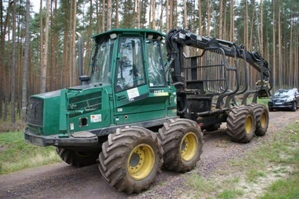 Timberjack 1110D