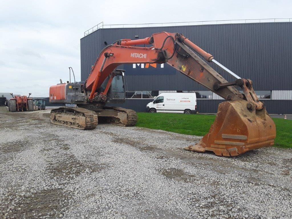 Hitachi ZX 350 LC N-3, Crawler Excavators, Construction Equipment