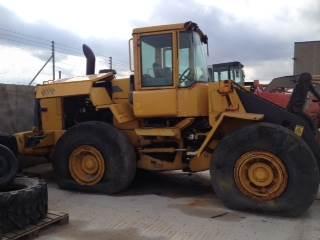Volvo L 120 D, Wheel Loaders, Construction Equipment
