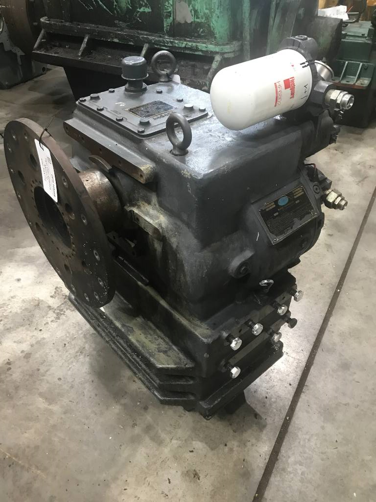 [Other] Twin Disc MG 5170 - Marine Transmission 4.5:1 - DP, Transmissions, Construction