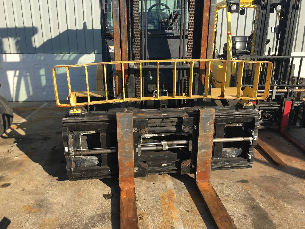 Yale GP155VX, Diesel counterbalance Forklifts, Material Handling