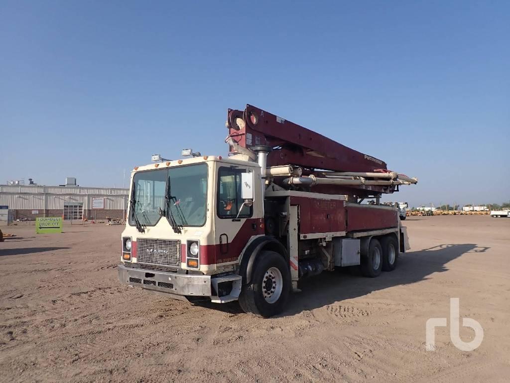 Putzmeister BSF36.16H, Boom Pumps, Construction Equipment