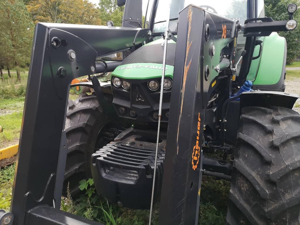 Deutz-Fahr Agrotron 6140.4, Traktorid, Põllumajandus