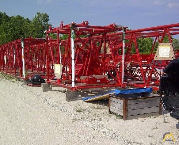 Manitowoc 999 S3, Crane Parts and Equipment, Construction Equipment