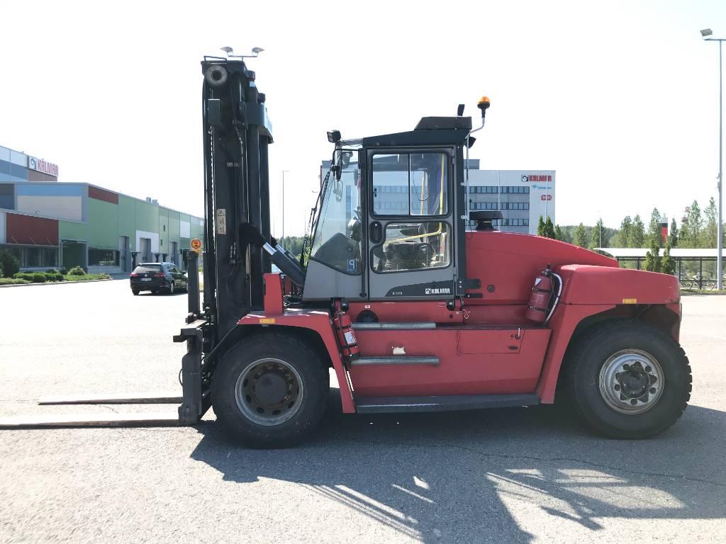 Kalmar DCE 140-6, Diesel trucks, Material Handling