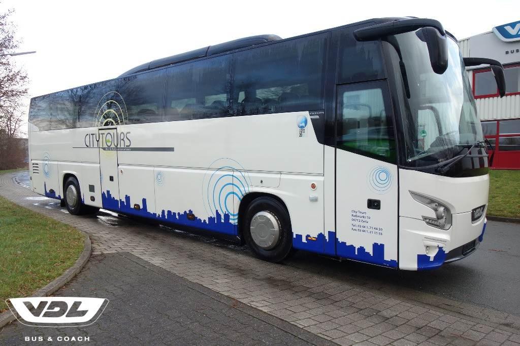 VDL Futura FHD2-129/410, Междуградски автобуси, Превозни средства