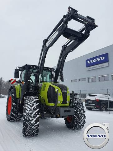 CLAAS Vinterferie kupp Arion 650, Tractors, Agriculture