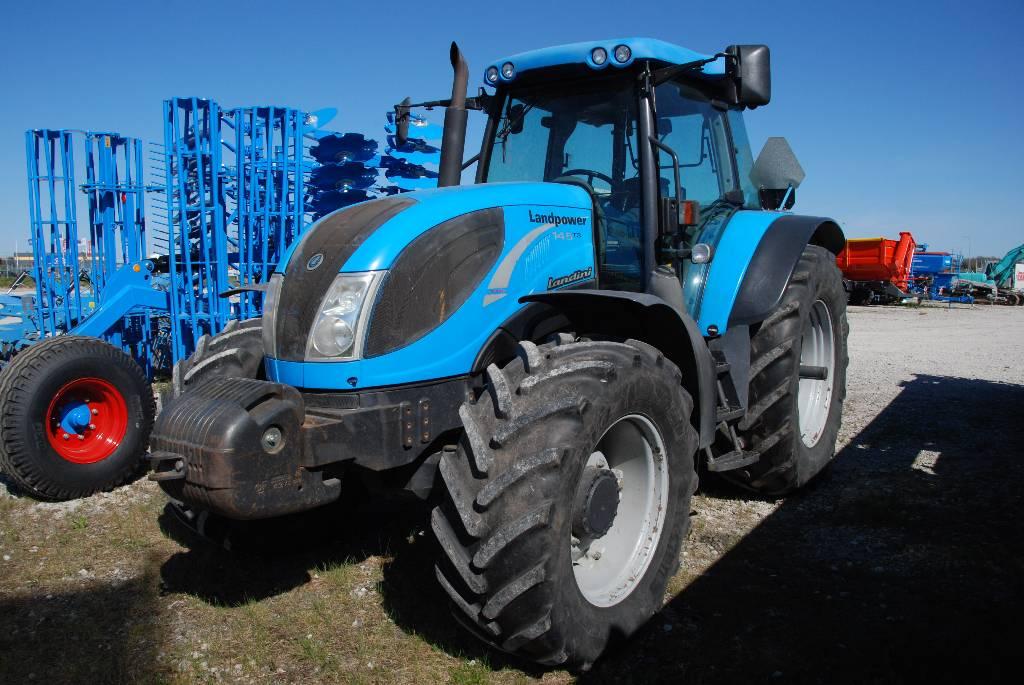 Landini Landpower 145, Traktorid, Põllumajandus