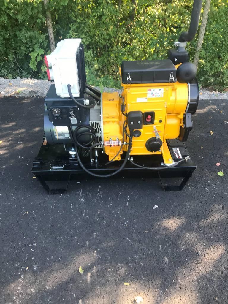 [Other] INTERMETAL MOTOR HATZ - MECC ALTE, Diesel generatoren, Bouw